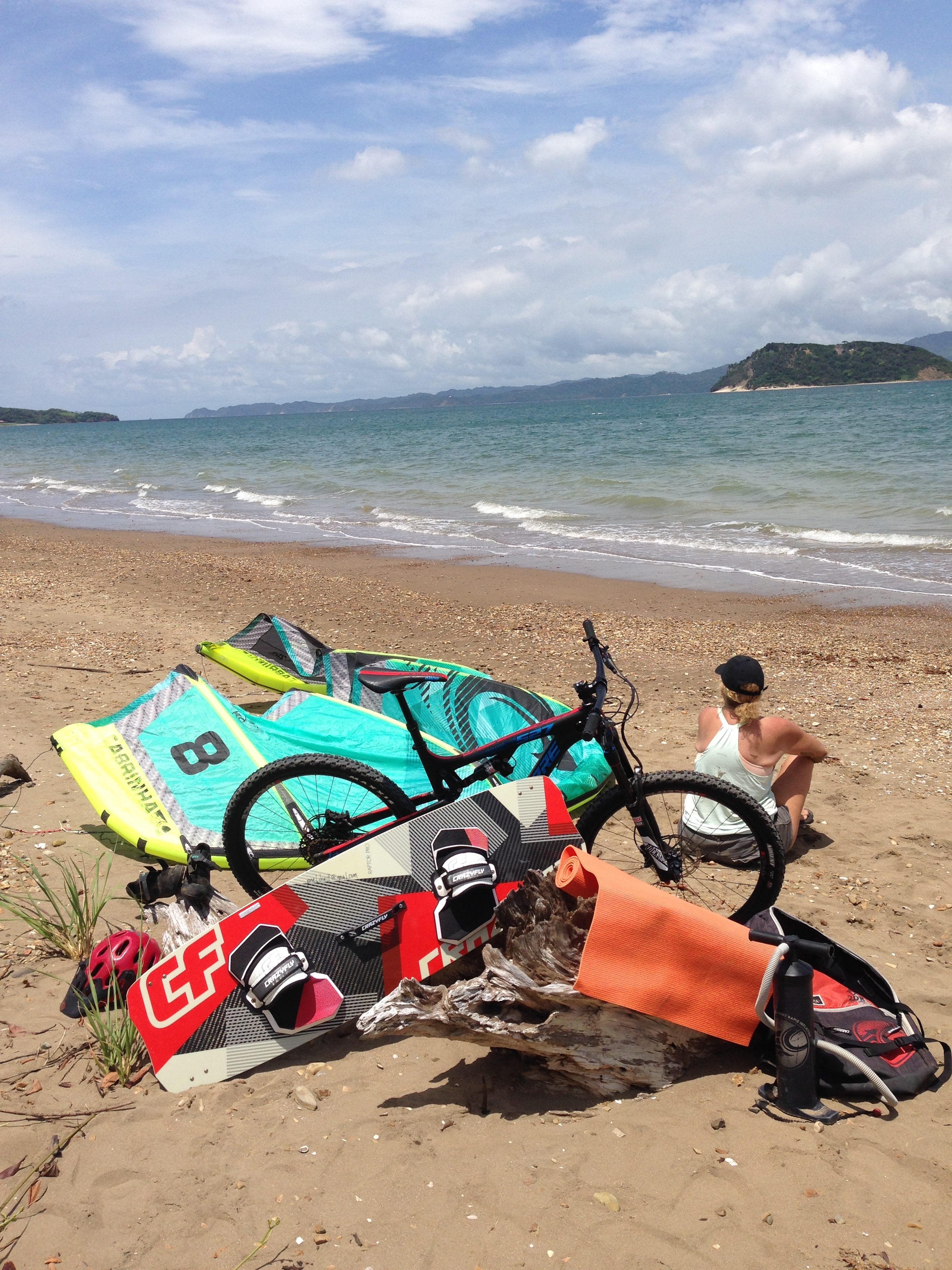 Mountain bike Urlaub Costa Rica