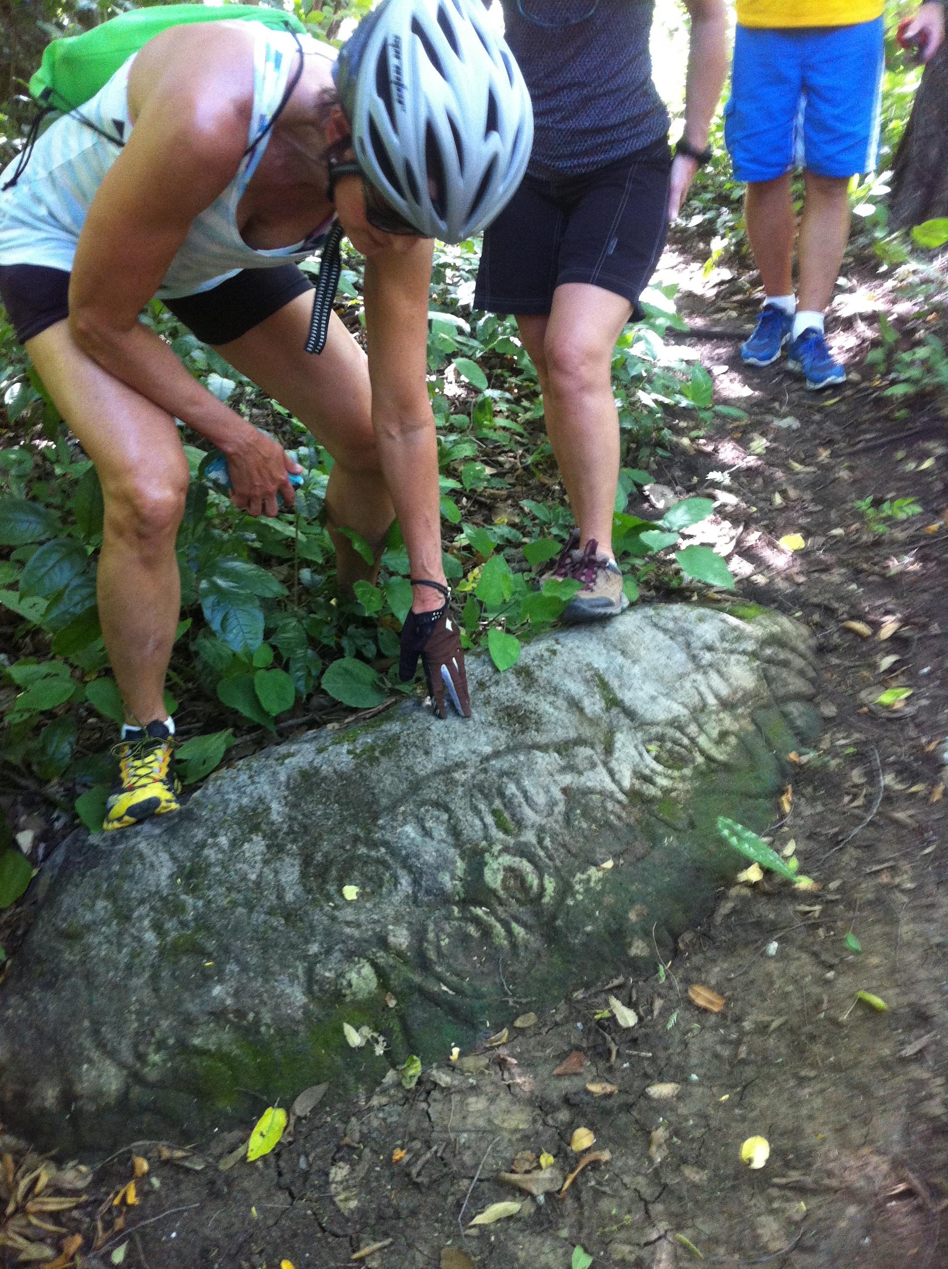 Petroglyph ride