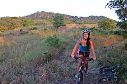 Ladies mountain biking Costa Rica