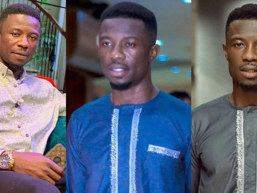 Help Funny Face and stop urging him on – Kwaku Manu advises his friends