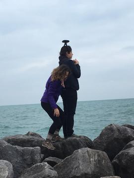 Lake Shoot Directing