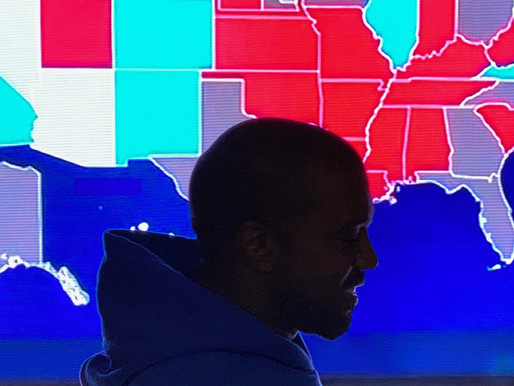 WELP KANYE 2024': Rapper Kanye West admits defeat in presidential election after getting a DISMAL
