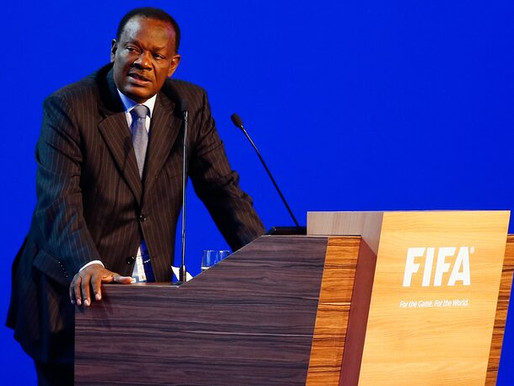 FIFA LIFETIME BAN FOR HAITI FOOTBALL PRESIDENT... Alleged Sex Abuse With Minors