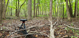 Location Scouting with the Vuze+