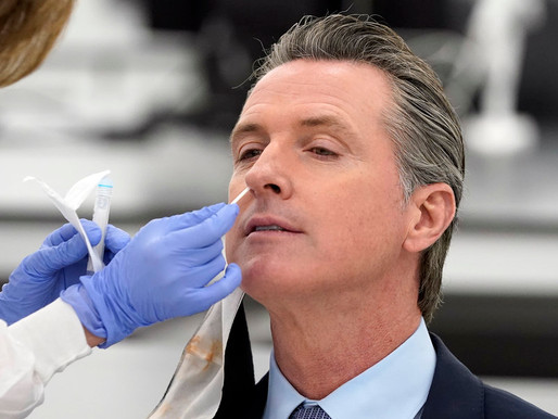 California 'Sounding The Alarm' With New Restrictions Amid Coronavirus Spike