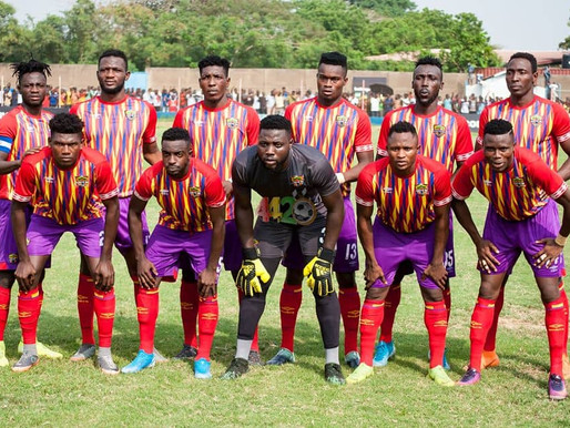 GPL DAY 1: ADUANA STARS VS HEARTS OF OAK CALLED OFF
