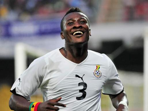 'Money Boys' Legon Cities sign Ghana legend Asamoah Gyan