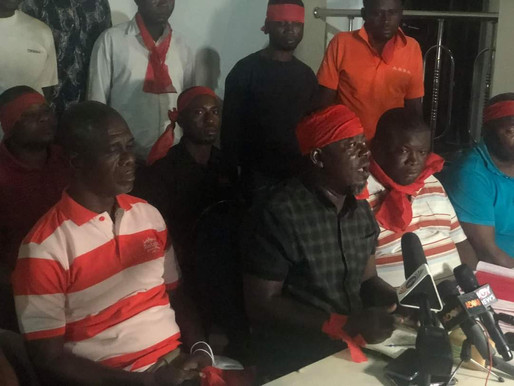 Techiman South NDC accuses district EC officials of manipulating parliamentary results