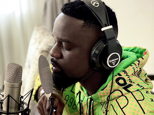 Sarkodie crowned artiste of the year at 2020 GMA USA