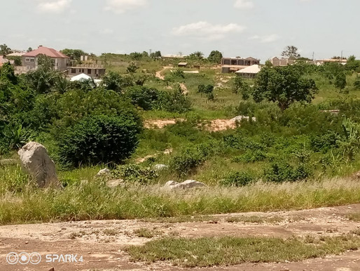A/R, ANTOA ADESINA QUARRY ZONE; RESIDENTS CAUTIONED AGAINST ENCROACHMENT