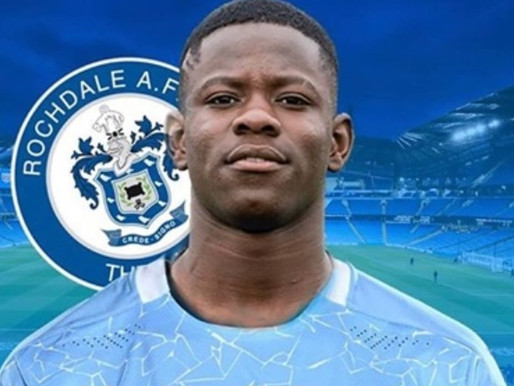 Ghanaian teen sensation Kwadwo Baah agrees to sign for Manchester City at end of season