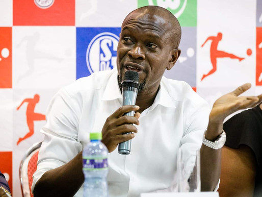 BLACKSTARS COACH CK AKUNNOR NAMES HOME BASED SQUAD FOR NEXT MONTHS AFRICA CUP OF NATIONS