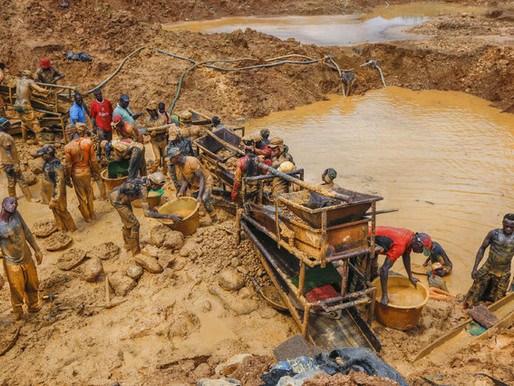 Akufo-Addo dissolves Inter-Ministerial committee on galamsey