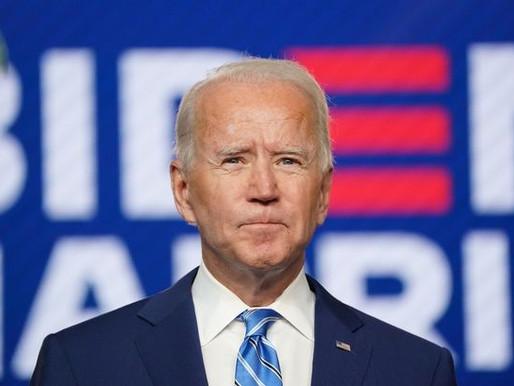 Joe Biden elected US President