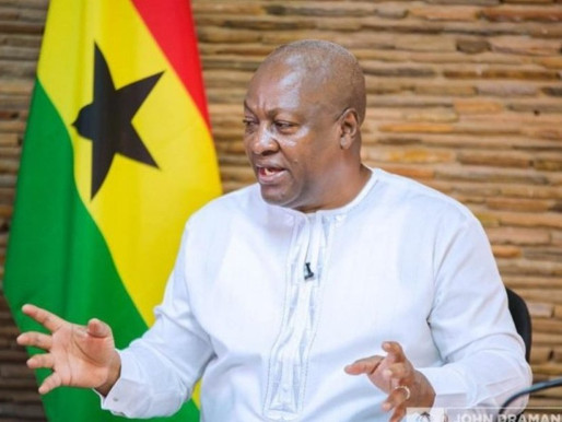 Majority of Ghanaians across the country voted for change of gov't – Mahama
