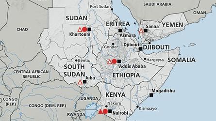 Chifre da África: a próxima primavera árabe de Washington?