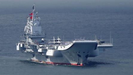Rússia e China poderiam formar uma aliança de porta-aviões?