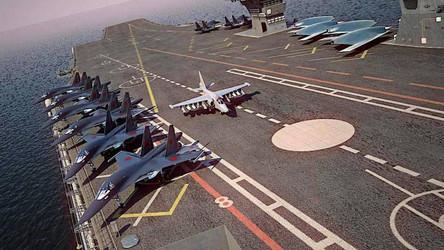 Outros desafios: Por que a Rússia não precisa de porta-aviões?
