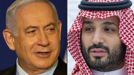 Armas nucleares foi motivo da visita secreta de Netanyahu à Arábia Saudita?