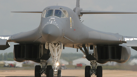 EUA enviando bombardeiros B-1 à Noruega para mandar mensagem à Rússia
