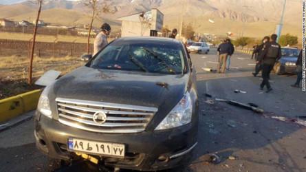 Principal cientista nuclear do Irã morto em aparente assassinato, relata a mídia estatal