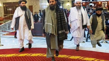 Pepe Escobar: Diga olá para o diplomata talibã