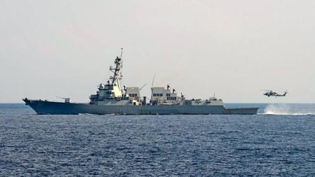 A invasão do Ártico russo não está longe: o primeiro navio dos EUA testou a força da Rússia