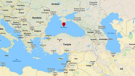"""General americano explicou porque é tão importante """"tirar"""" o Mar Negro da Rússia"""