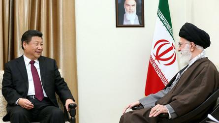 O pacto China-Irã é uma virada de jogo