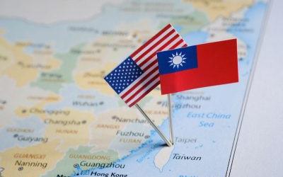 China reagiu fortemente à visita não anunciada de alto funcionário dos EUA a Taiwan