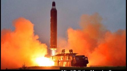 Alvo: Washington - Coreia do Norte marca 3 anos desde que demonstrou capacidade de ataque nuclear