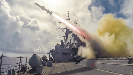 China 'fisgada' por mega acordo de venda de mísseis dos EUA para Taiwan