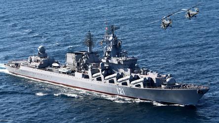 Marinha do Reino Unido relata presença naval russa significativa perto de águas territoriais