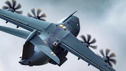 Sinais de interferência eletrônica da Rússia na base da Força Aérea Britânica em Chipre