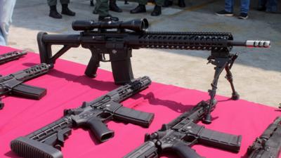 Venda de armas - é a indústria mais corrupta, secreta e irresponsável do mundo