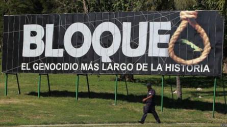 Os embargos norte americanos com efeito mundial para quem negociar com Cuba