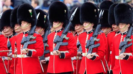 Grã-Bretanha apresenta nova estratégia de defesa contra Rússia e China