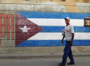 O bloqueio e a mão oculta dos EUA provocam protestos em Cuba