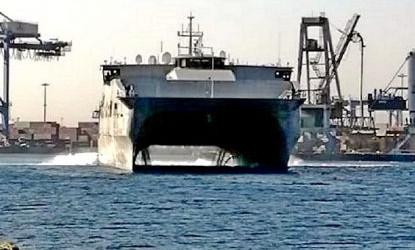 Fuzileiros navais dos EUA prontos para tirar do Sudão as forças armadas russas