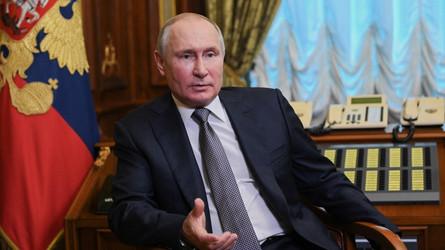 Putin postula veto russo sobre a soberania da Ucrânia
