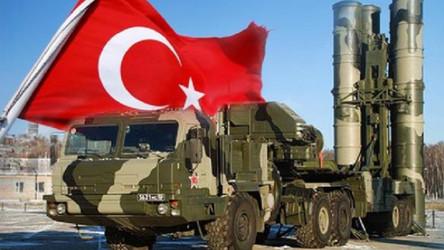 Turquia quer copiar os S-400 pela recusa da Rússia de não transferir a tecnologia do equipamento
