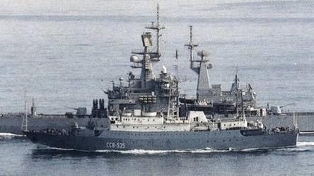 EUA: Teste antimísseis fracassa após aparecimento de navio espião russo: Guerra eletrônica?