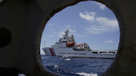 China flexibiliza poder marítimo com nova lei de navios estrangeiros