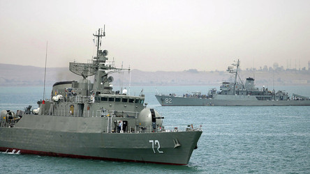 Irã revelará novo helicóptero, drone e navio de guerra carregado com mísseis