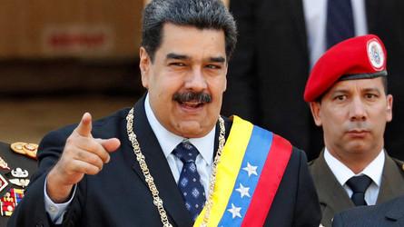 Colômbia está treinando 1.000 mercenários para 'sabotar' as eleições venezuelanas, segundo Maduro