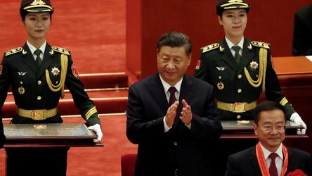 Xi Jinping está usando jogos econômicos para colocar em risco a segurança nacional da América