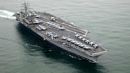 Envio de porta-aviões dos EUA para o Golfo Pérsico visa 'atrair' o Irã ao confronto
