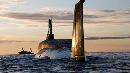 Rússia lançou uma frota de submarinos indetectáveis no Mar Negro em meio aos exercícios da OTAN