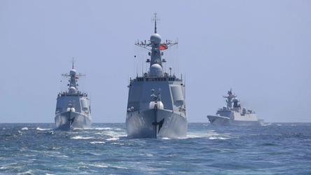 Meta difícil: Provável chefe do Pentágono lançou ideia de afundar a frota da China em 72 horas