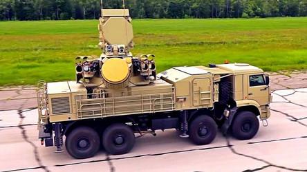 Israel provoca e Rússia fornece novos sistemas de defesa aérea à Síria